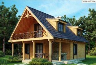 d30-dom-s-derevyannoj-verandoj-i-balkonom-dvuskatnaya-krysha
