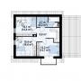 d33-komfortnyj-i-funktsionalnyj-proekt-doma-s-mansardoj-i-garazhom-na-odin-avtomobil.1